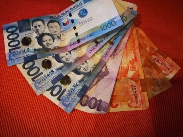 валута във Филипини