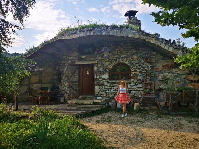 Каменни къщи Карлуково