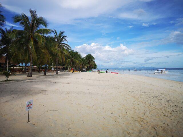 плаж в Панглао