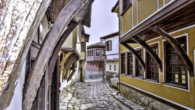Стария град Плд