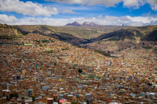 Ла Пас гледка