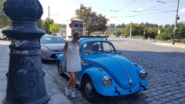 транспорт Прага