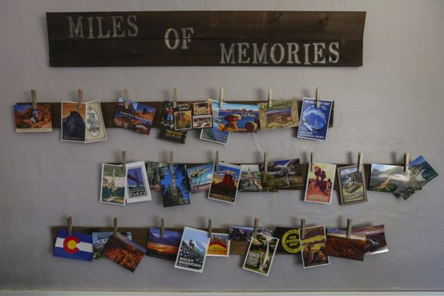 пътуване в спомени