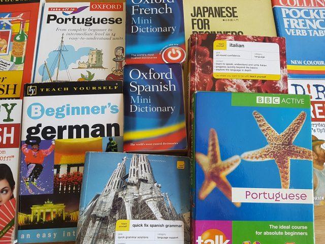 учене на нов език