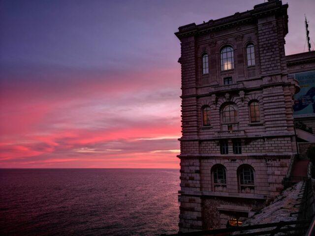 Океанографски музей Монако