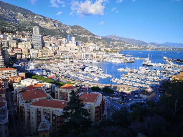 пристанище Херкулес Монако
