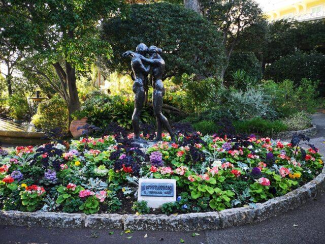 градините Сен Мартен в Монако