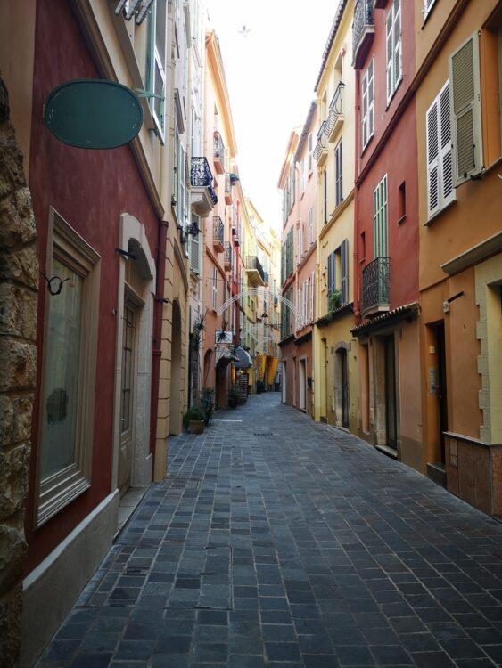 Стар град Монако