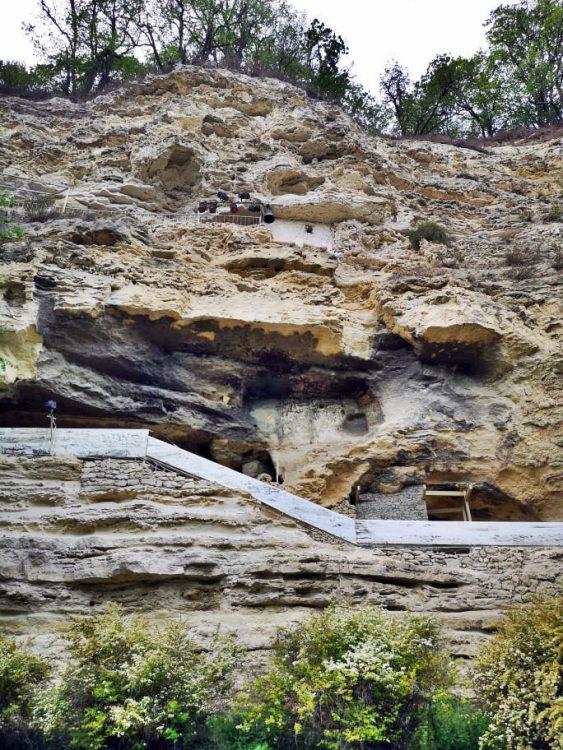скален манастир Аладжа