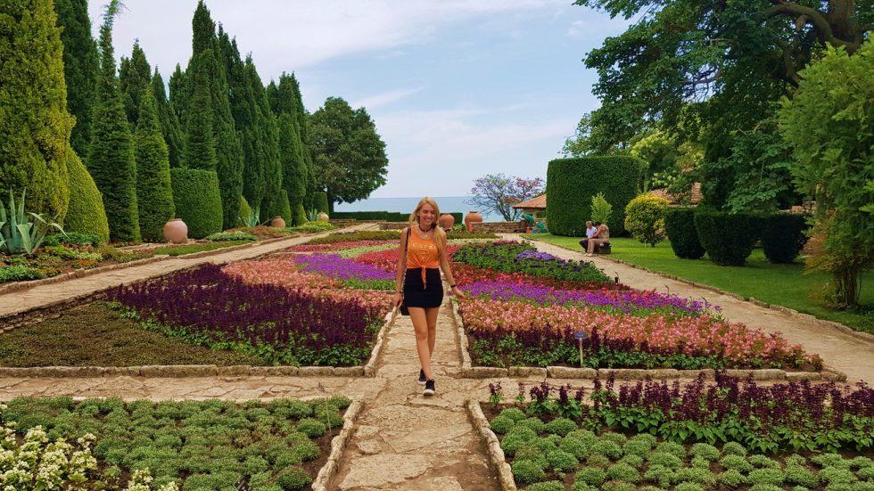 Ботаническа градина в Балчик