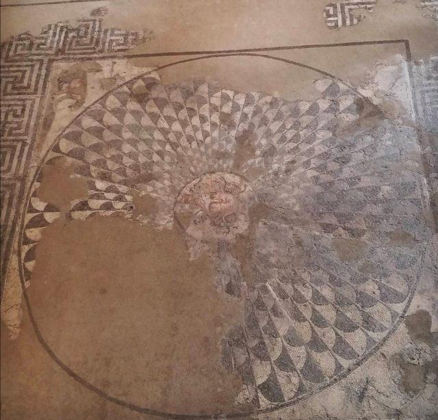 Музеят на мозайките в Девня