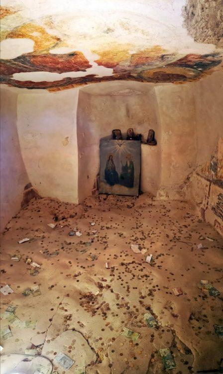 стенописи Аладжа манастир