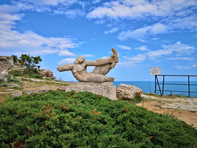 статуя Калиакра