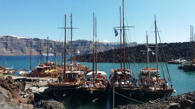 корабчета от Тира