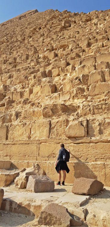 построяване пирамиди