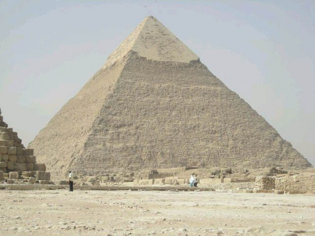 пирамида на Хефрен
