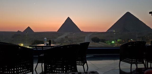 сумрак пирамиди