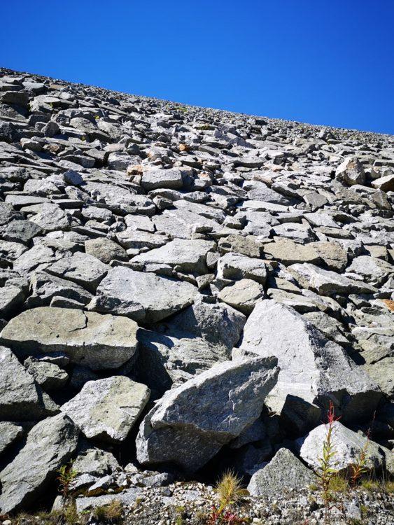 язовирна стена Белмекен