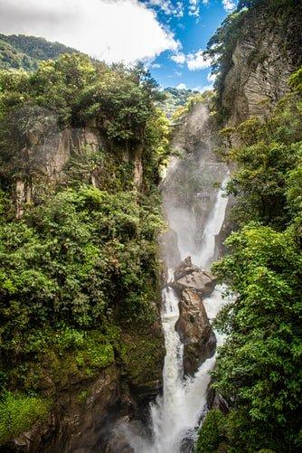 Баньос в Еквадор