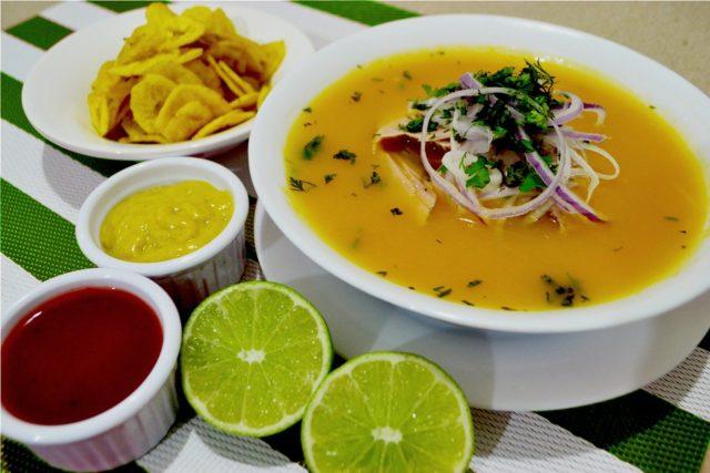 храна в Еквадор
