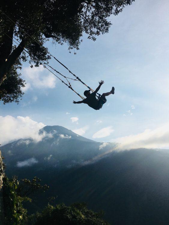Люлката на края на света в Еквадор
