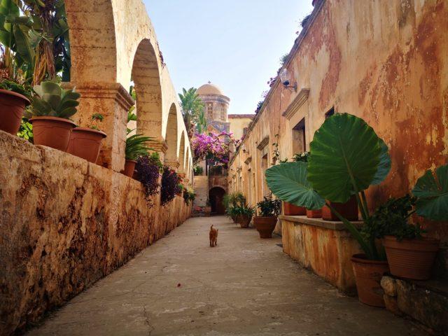 манастир Агиа Триада Ханя