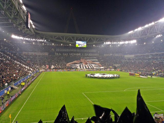 стадион Ювентус