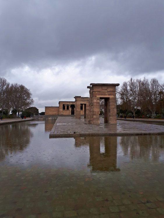 храм на Дебод в Мадрид