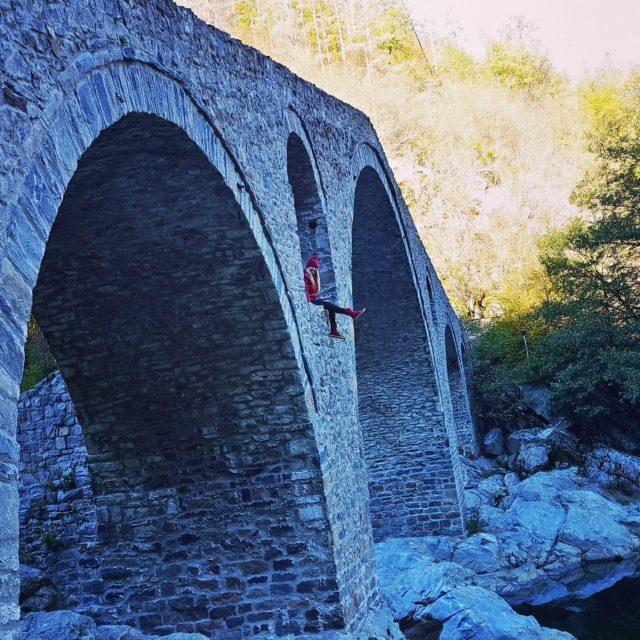 Джорджа на Дяволския мост