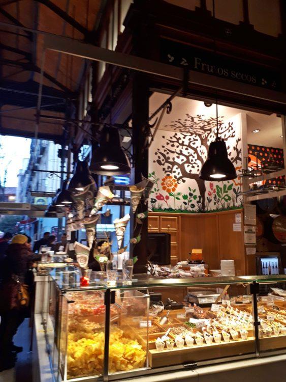 храна и напитки в Мадрид