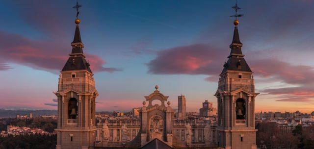 Мадрид панорама