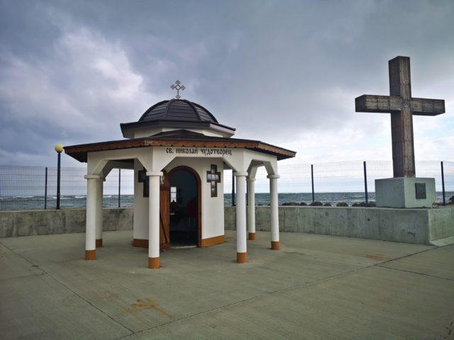 храм Николай Чудотворец Поморие