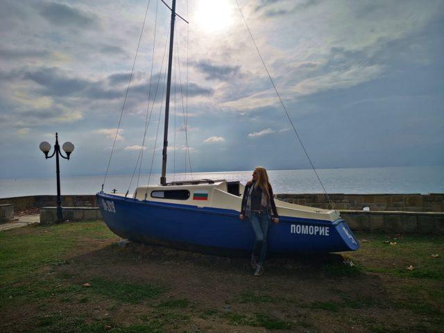лодка Поморие