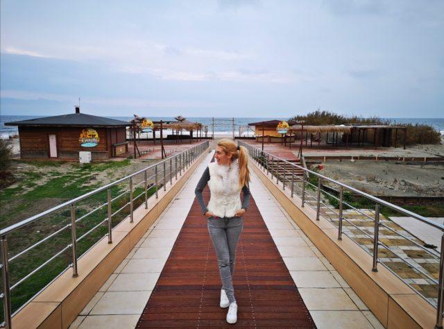 пътека към плажа