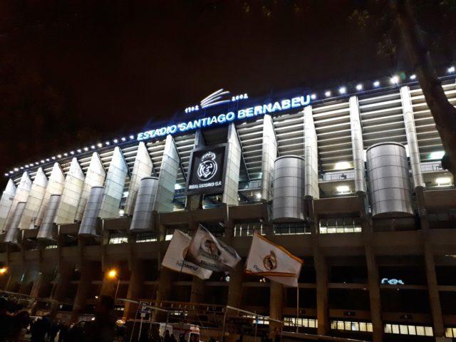 Сантяго Бернабеу Мадрид