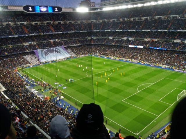 стадион в Мадрид