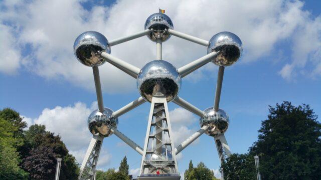 Атомиум Брюксел