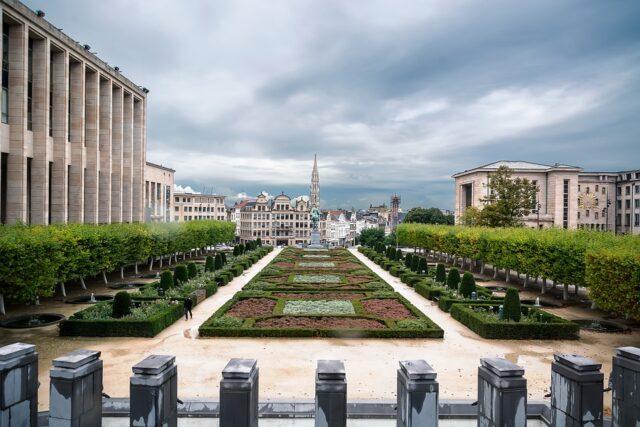 Хълм на изкуствата Брюксел