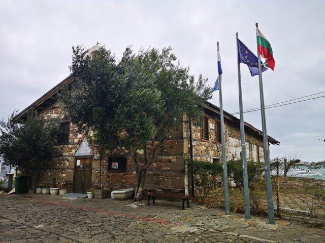 стара църква Поморие
