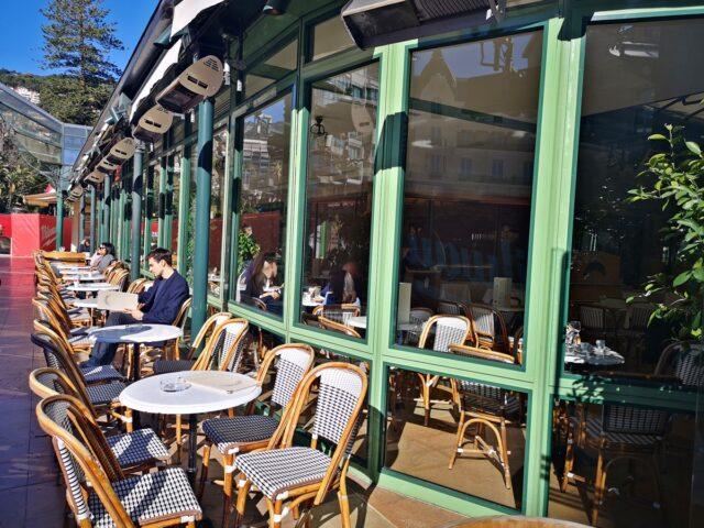Кафе Париж Монте Карло