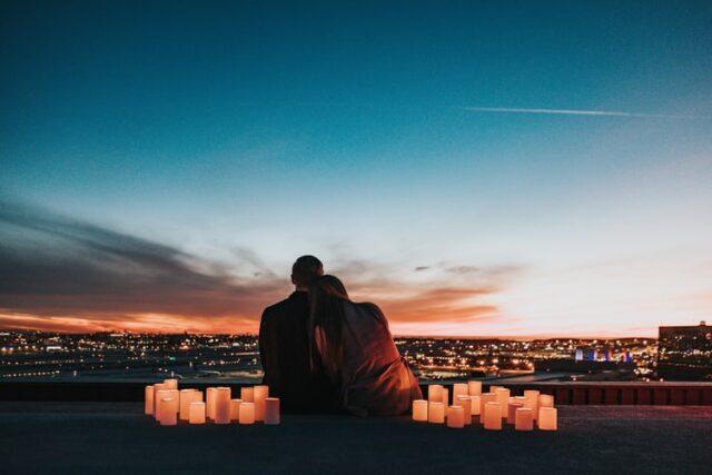 Свети Валентин романтика