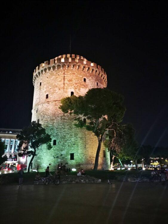 Бялата кула Солун