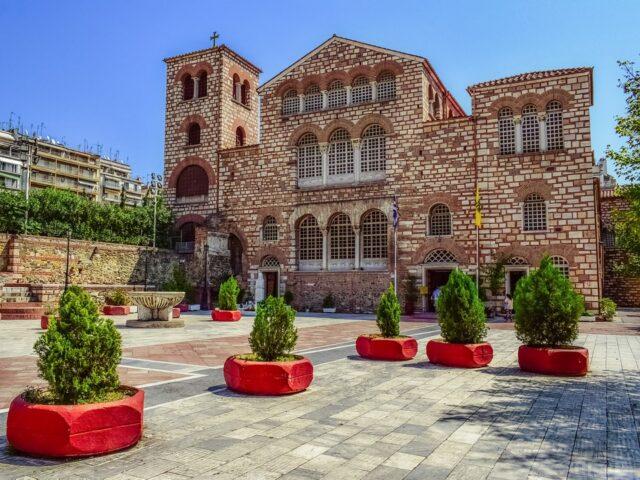 Църква Св. Димитър Солун