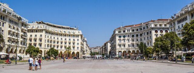 площад Аристотел Солун