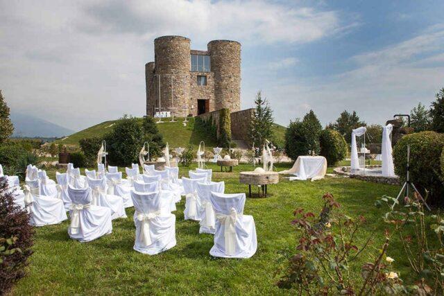 сватба край винарна