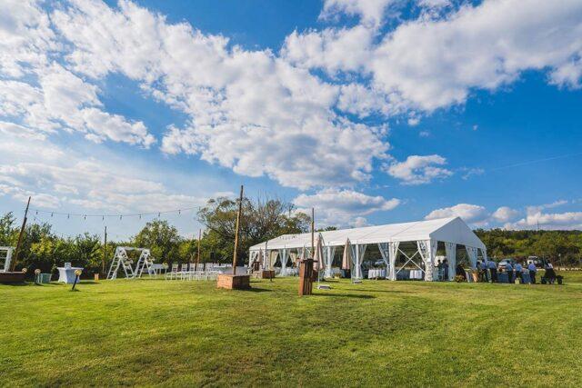 шатра за сватба