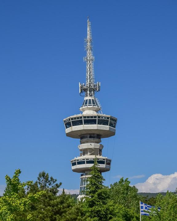 Тв кула Солун