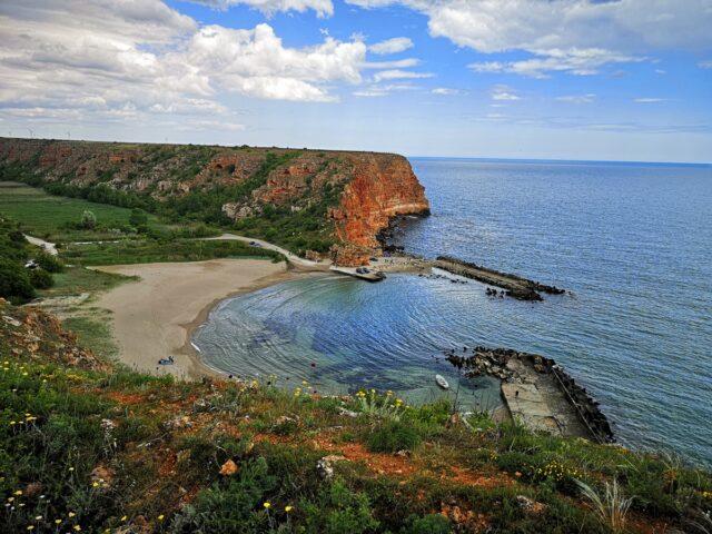 красивият плаж Болата