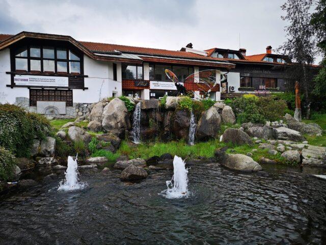 Банско фонтани