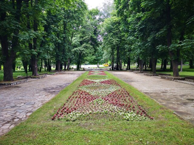 парк Банско